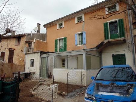 Vendre maison REGUSSE  147 000  €