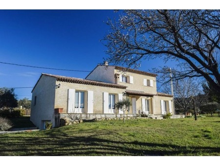 Achète maison AUPS  370 000  €