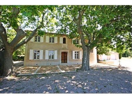 Achat maison AUPS  950 000  €
