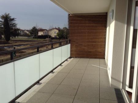 location appartement VILLENEUVE TOLOSANE 680 €