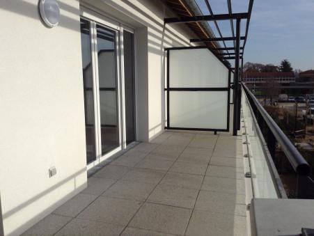 location appartement VILLENEUVE TOLOSANE 65m2 680€