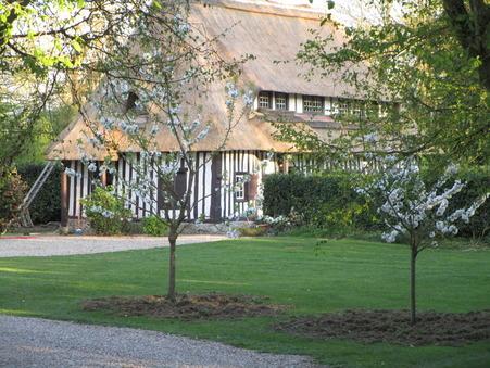 vente maison ST OUEN DE THOUBERVILLE 395000 €