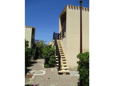 vente appartement LE BARCARES 20m2 55000€