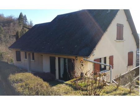 vente maison CRANSAC 150m2 153700€