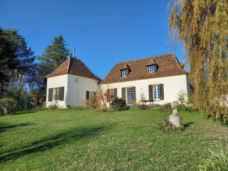 Vendre maison Castillonnes  357 750  €