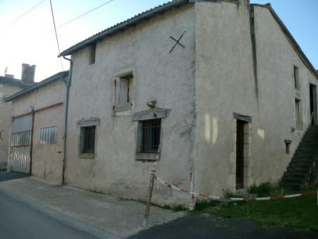 vente maison VALDIVIENNE 70m2 39000€