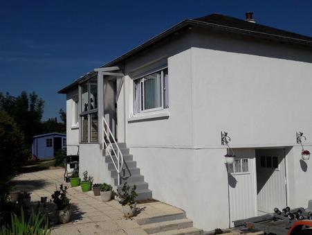 vente maison ST OUEN DE THOUBERVILLE 162500 €