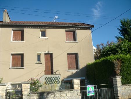 vente maison CHAUVIGNY 86m2 65000€