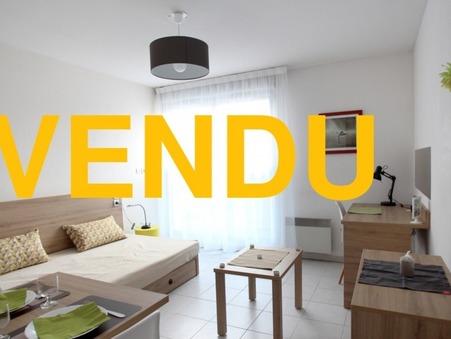 vente appartement TOULOUSE 62 000  € 21 m²