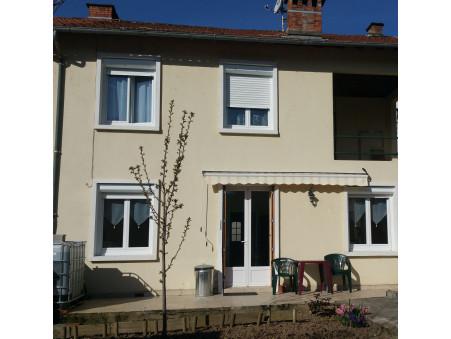 vente maison DECAZEVILLE 101m2 102600€