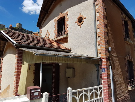 Vente maison Aubin 70 m² 41 200  €