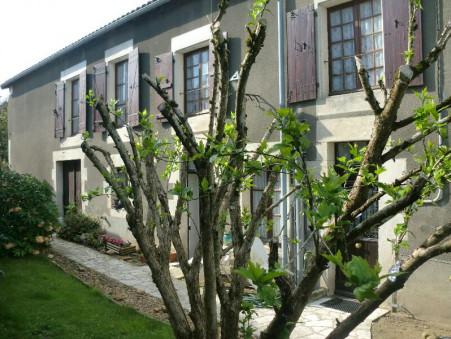 vente maison CHAUVIGNY 190m2 144500€