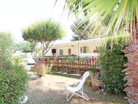 Location vacances maison HYERES PLAGE 40 m²  360  €