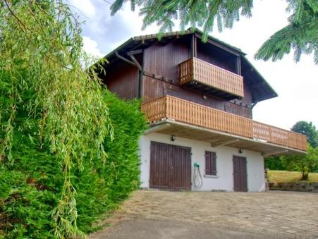 vente maison ST SIXT 120m2 395000€