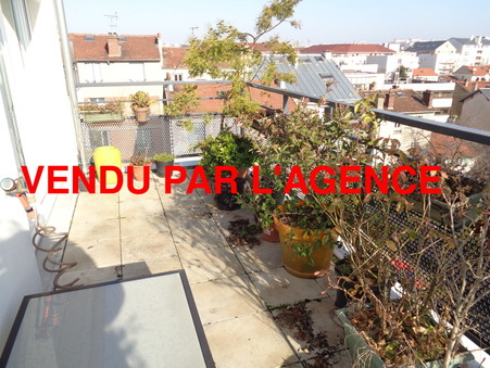 vente appartement ALFORTVILLE 46m2 298000€