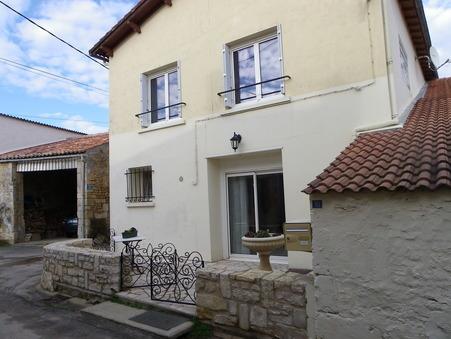 Achat maison Gemozac  132 500  €