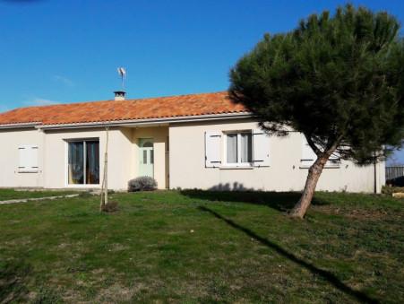 vente maison JARDRES 116.9m2 196000€