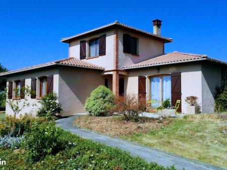 vente maison LAGARDELLE SUR LEZE 140m2 338000€