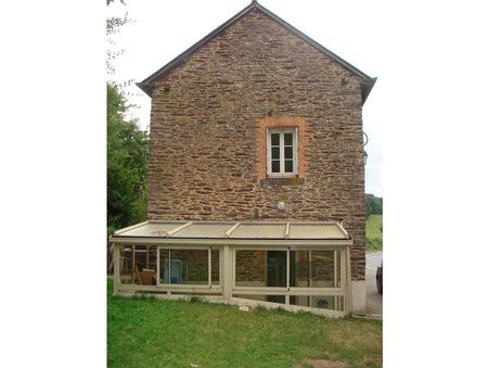 vente maison TALENSAC 95m2 123000€