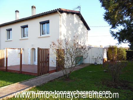 Achat maison TONNAY CHARENTE  153 000  €
