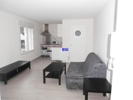 location appartement BREST 22m2 420€