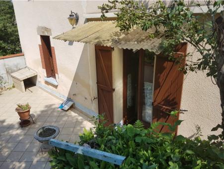 vente maison AUBIN 80m2 49680€