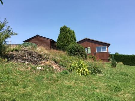 vente maison TREMOUILLE 60m2 73000€