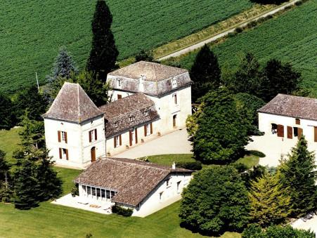 A vendre chateau LAUZUN  924 000  €