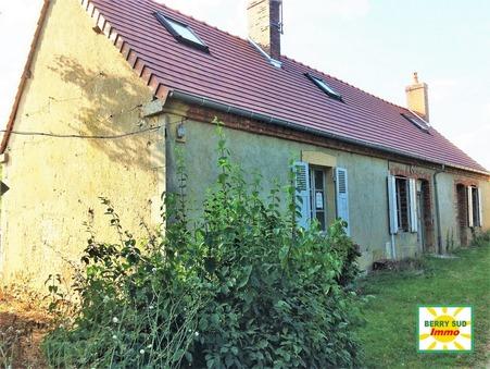 vente maison SANCOINS 75m2 42000€