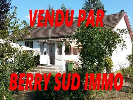 vente maison SANCOINS 85000 €