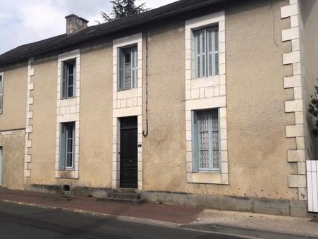 vente maison ST JULIEN L'ARS 144m2 120000€