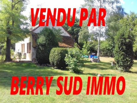 vente maison LA GUERCHE SUR L'AUBOIS 118m2 117000€