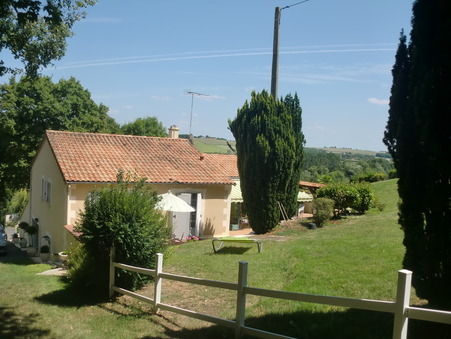 vente maison BONNES 120m2 197000€