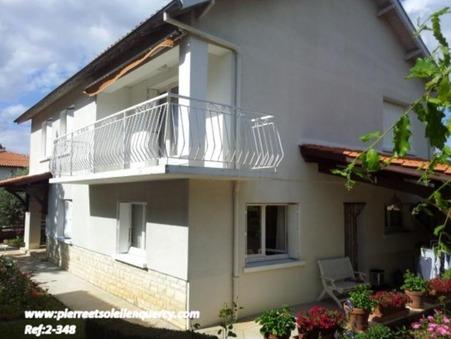 Vente maison CAHORS  189 000  €