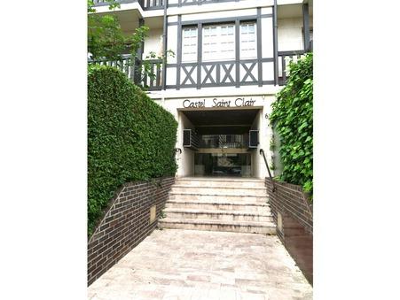 vente appartement DEAUVILLE 472500 €