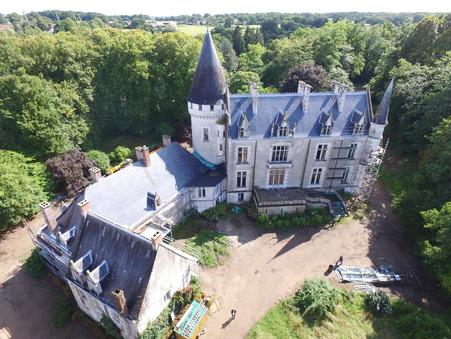 vente chateau BOURGES 1400m2 0€
