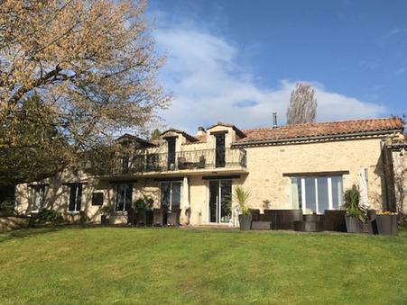 vente maison SAVIGNAC DE DURAS 599999 €