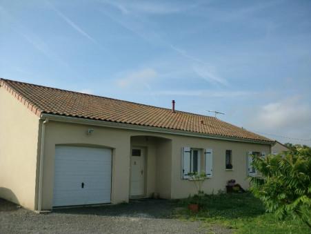 vente maison ARCHIGNY 95m2 139000€