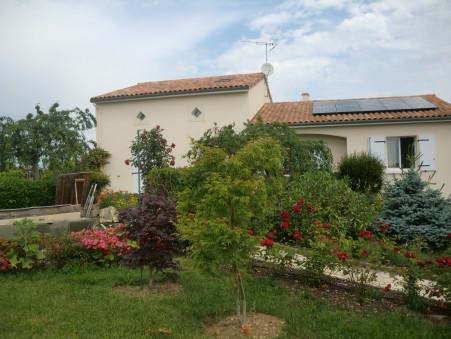 vente maison CHAUVIGNY 160m2 273000€