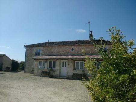 vente maison PAIZAY LE SEC 345000 €