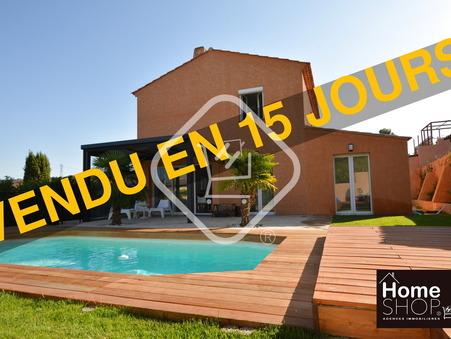 vente maison LES PENNES MIRABEAU 477000 €