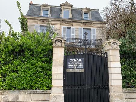 A vendre maison LA ROCHELLE 1 195 000  €