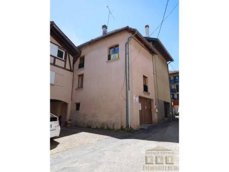 vente autre LA COTE ST ANDRE 96 000  € 63 m²