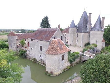 vente chateau SANCERRE 600m2 798000€