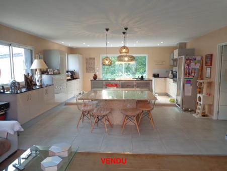 vente maison Labarthe sur leze 130m2 295000€