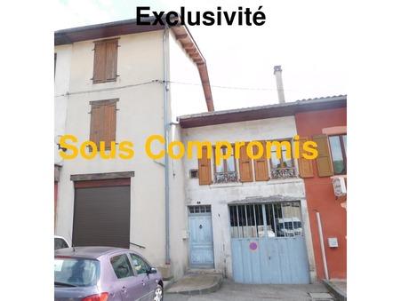 Vendre maison LA COTE ST ANDRE  127 000  €