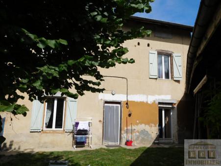 Achat maison LA COTE ST ANDRE  137 000  €