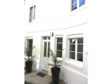 vente maison TROUVILLE SUR MER 242000 €