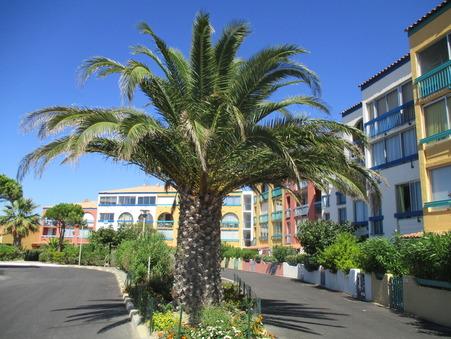 vente appartement LE BARCARES 32m2 67000€