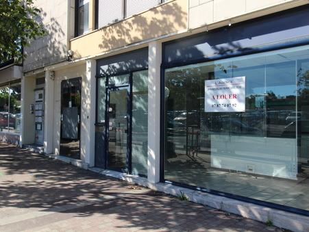 location Local commercial GRADIGNAN 105m2 3000€